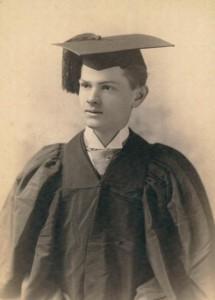 Frank_Warfield_Crowder_graduation_from_Dickinson_College_in_1890