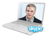 Skype and other online platforms