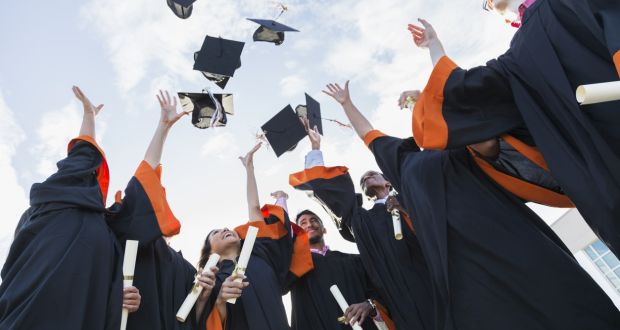 The Graduation Celebration