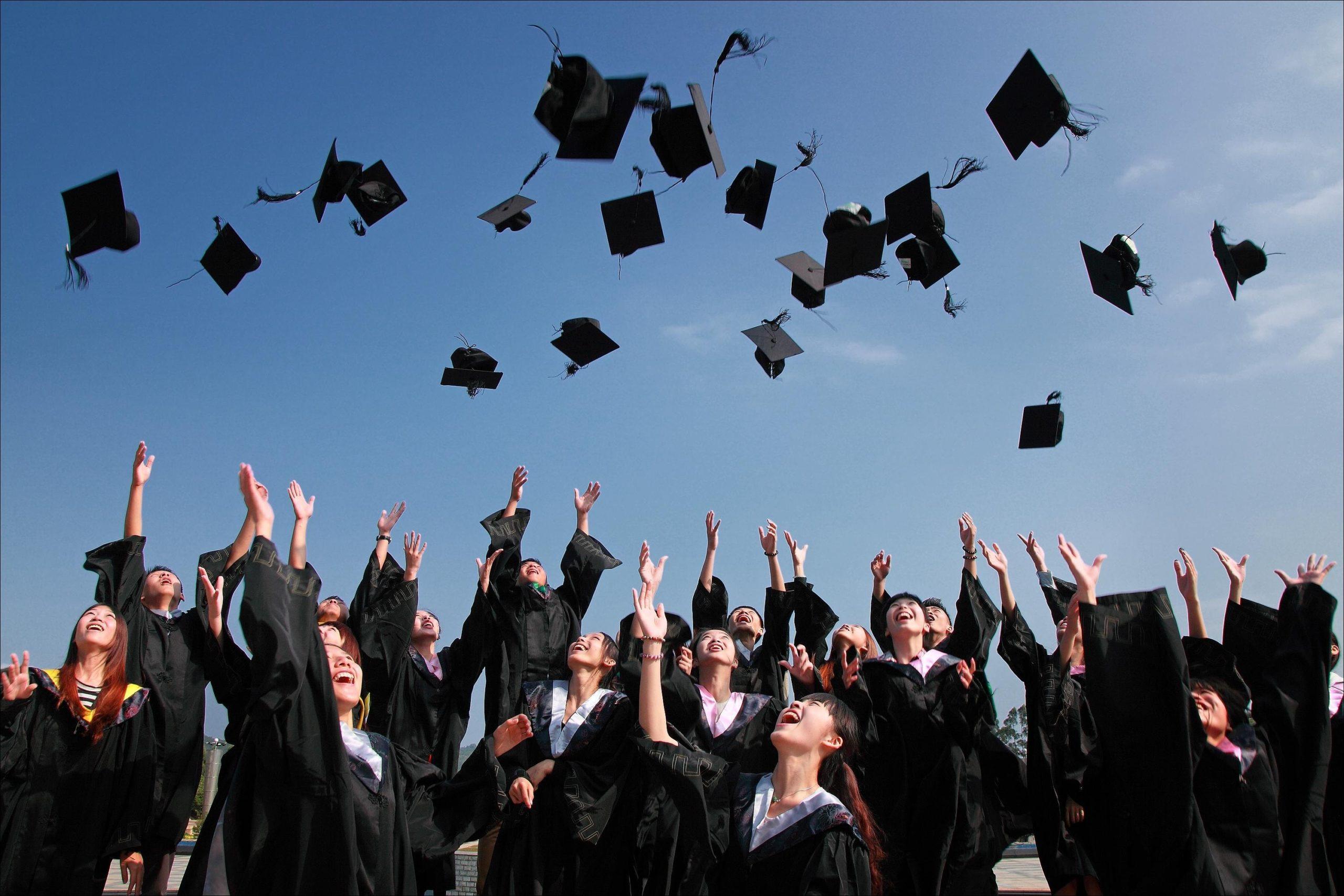 The Graduation Celebration – Virtual – that is!