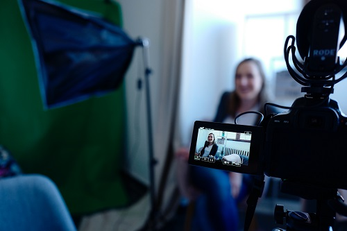 Making a Good Impression – Even on Camera